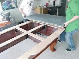 Pool table moves in Tuscaloosa Alabama