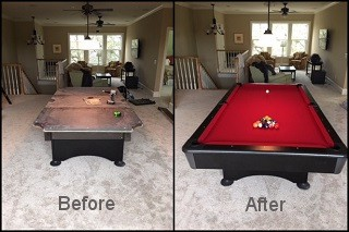 expert pool table repair service in Tuscaloosa content image2